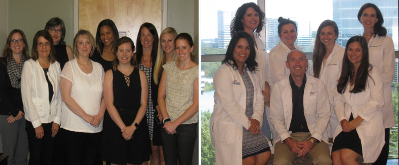 Clinical Research Team and Clinical Pharmacy Team